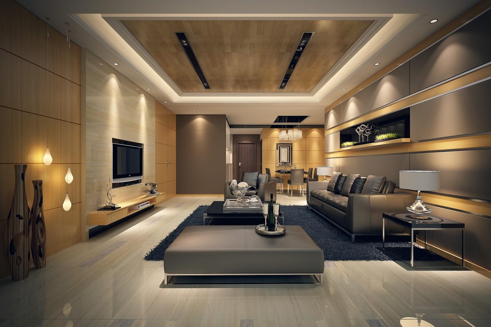 Tips Desain Ruang Tamu Agar Lebih Nyaman Dan Menyenangkan