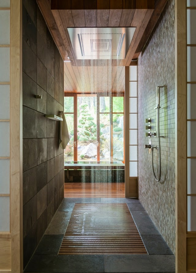 Shower Ideas - to retrofit the bathroom with rain shower | Bathroom ...