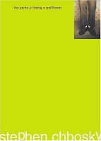 Book cover of The Perks of Being a Wallflower by Stephen Chbosky