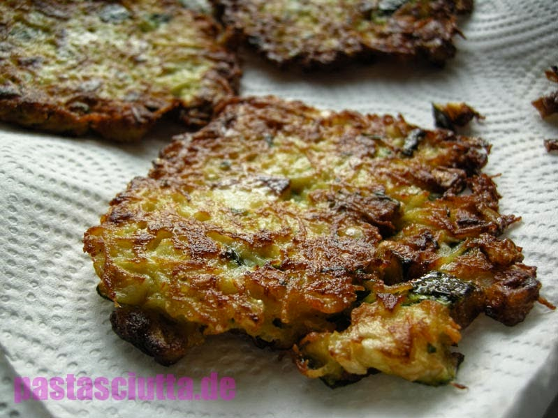 Courgette Potatoe Fritters