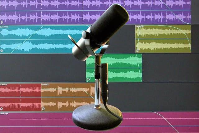 """شرح برنامج Audacity """"لتسجيل و ازالة التشويش و الضجيج ,وتحويل صوتك الي سنجاب"""""""