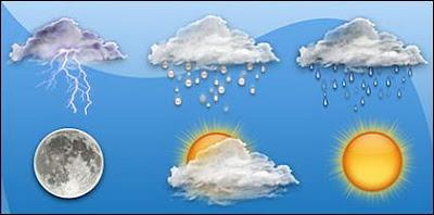 พยากรณ์อากาศ 12 - 18 มิถุนายน 2558