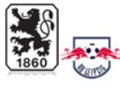 1860 München - RB Leipzig