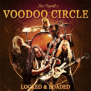 upcoming releases :Voodoo Circle, Alex Beyrodt's Locked & Loaded AFM Records (January 15, 2021)
