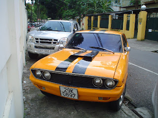 American Muscle in Vietnam