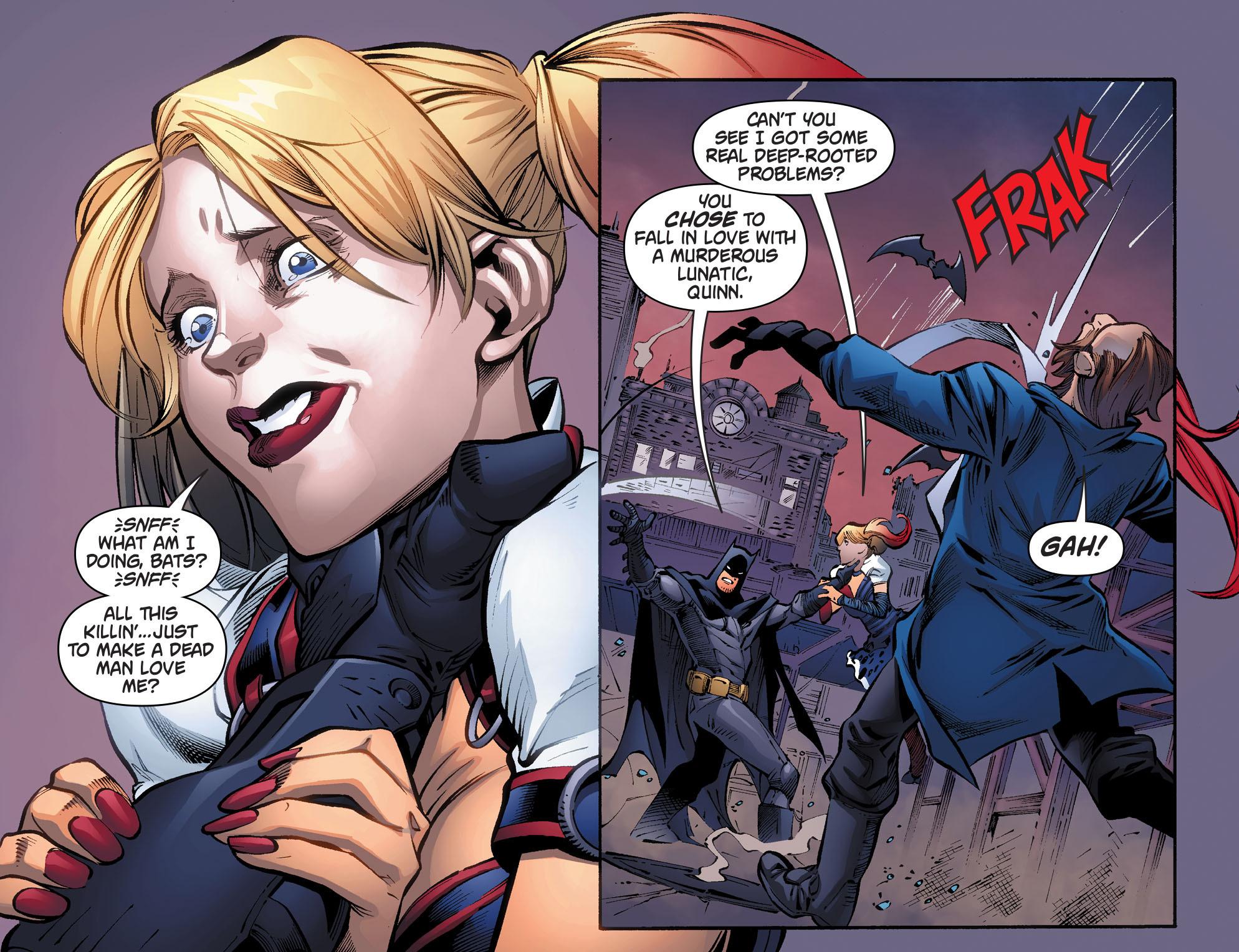 Batman: Arkham Knight [I] Issue #22 #24 - English 13