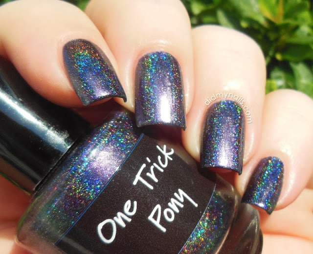 CrowsToes One Trick Pony swatch