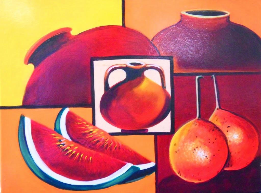 Cuadros Modernos Pinturas y Dibujos : Serie de Laminas de ...