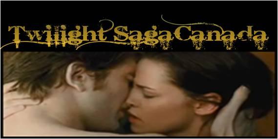 Twilight Saga Canada