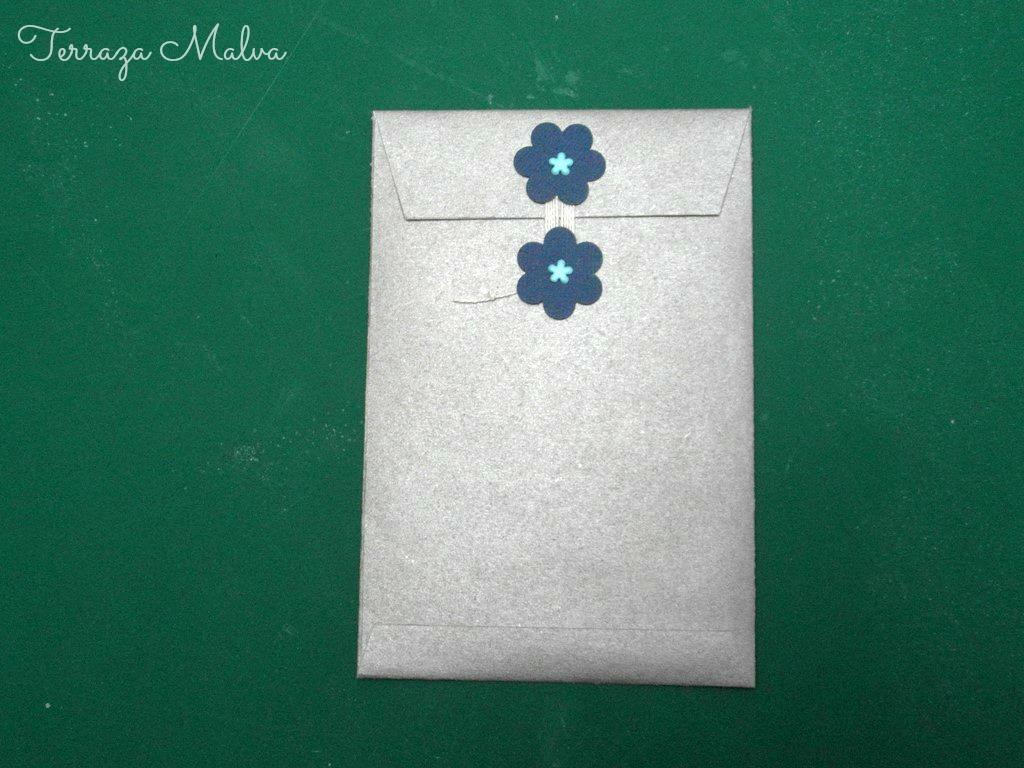 Tutorial Sobre Vertical 10x15 Con Imprimible Vertical Envelope