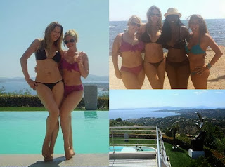 Gina Heisser Rocks Bikini Body On Vacation In France