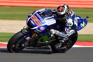 MotoGP Silverstone - Lorenzo Kembali Tercepat di Free Practice 3