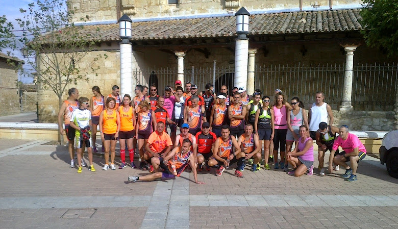 """2ª Carrera de Atletismo """" Rio Bajoz"""".   Castromonte-San Cebrian de Mazote. 07.09.2014"""