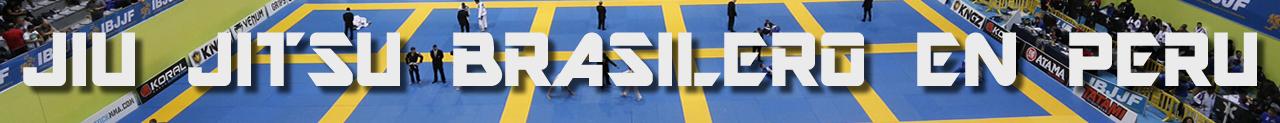 Jiu Jitsu Brasilero Peru