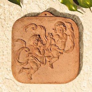 Gartendeko terracotta sternzeichen zwillinge for Terracotta gartendeko