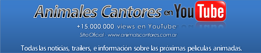 Animales Cantores en Youtube