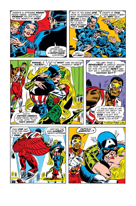 Captain America (1968) Issue #189 #103 - English 11