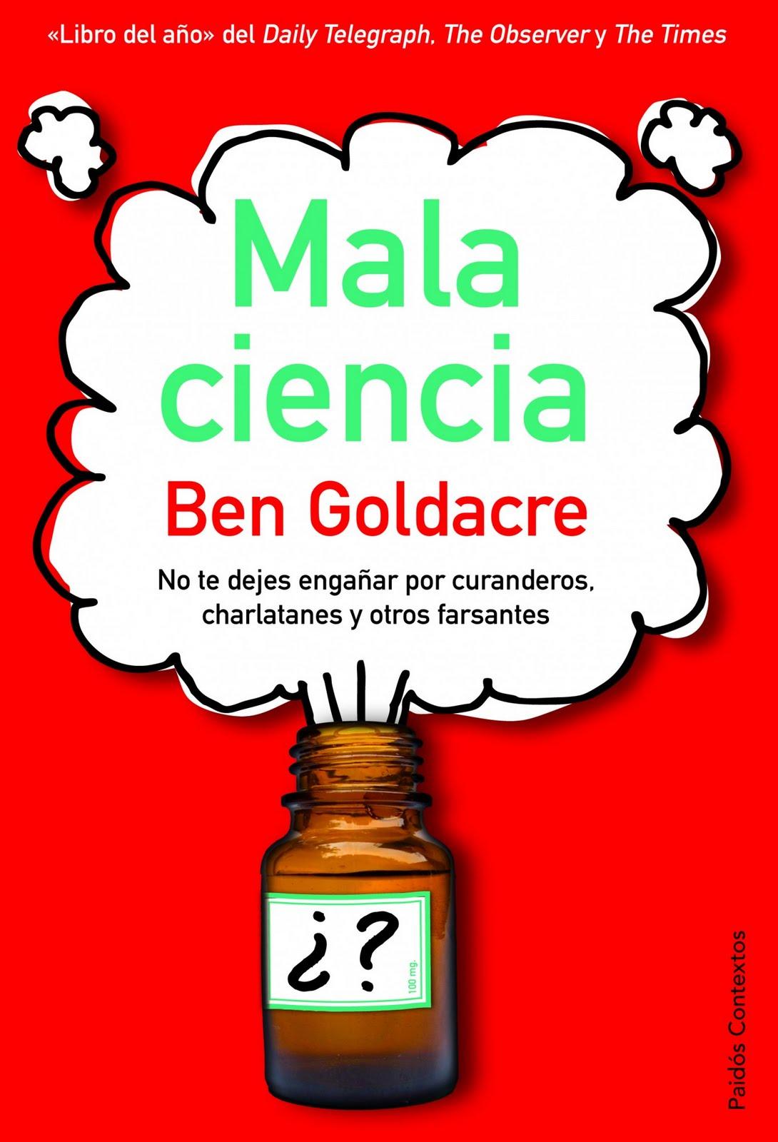 Mala Ciencia-Ben Goldacre[Divulgacion EPUB]