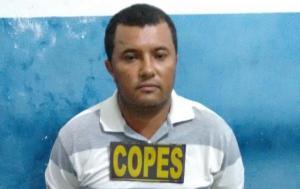 COPES prende homem com revólver em Canapi