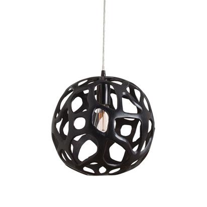 Arteriors Home Ennis Iron Globe Ceiling Pendant