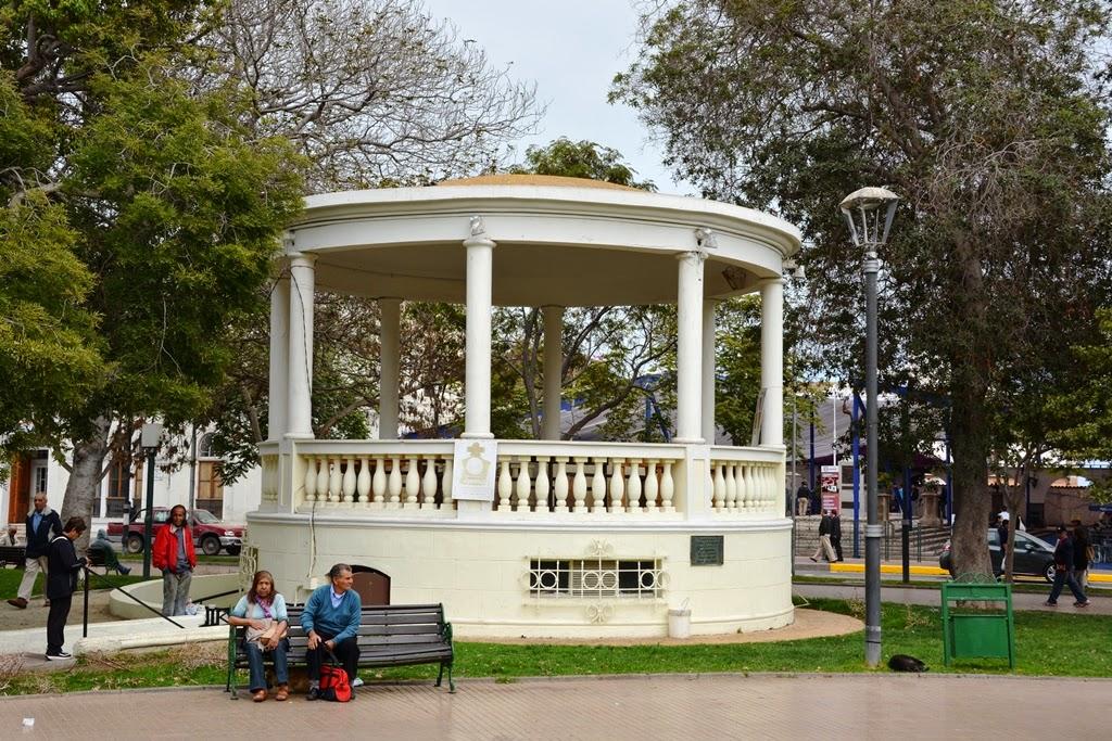 Plaza de Armas La Serena