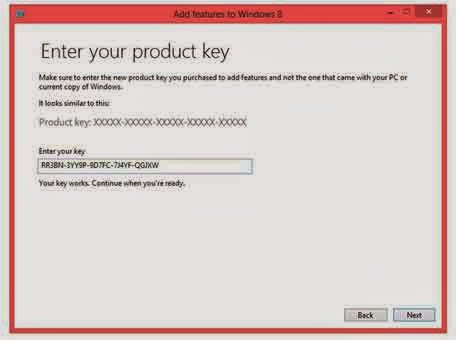 key windows 8 single language build 9200