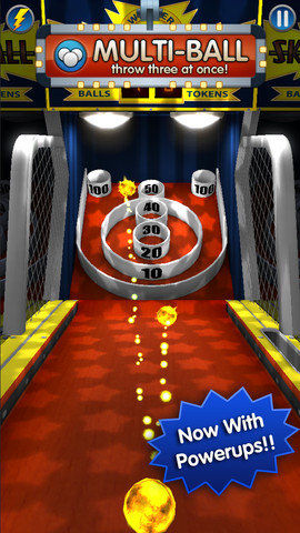 Skee-Ball 2, iPhone Arcade Games  Free Download, iPhone Applications