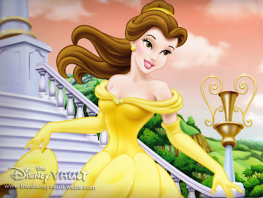 #10 Princess Belle Wallpaper
