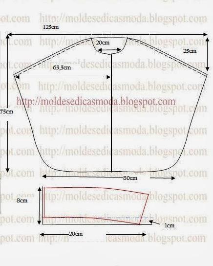 Http moldesedicasmoda blogspot ru search label pochetes