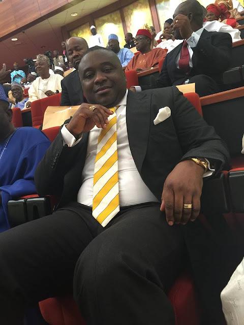 Senator Obong Bassey