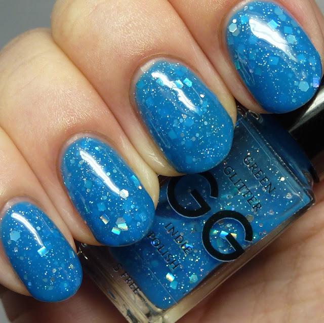 GG Indie Polish Blue Topaz