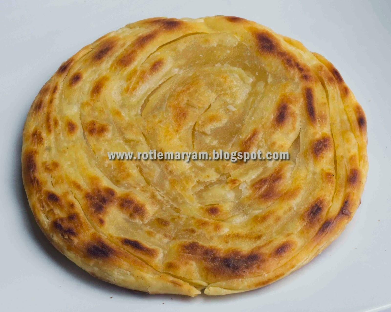 Jual Roti Maryam Frozen (Beku) | roti maryam | roti mariam ...