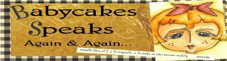 Babycakes Speaks