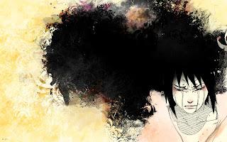 Uchiha Sasuke Crying Anime HD Wallpaper Desktop PC Background 1792