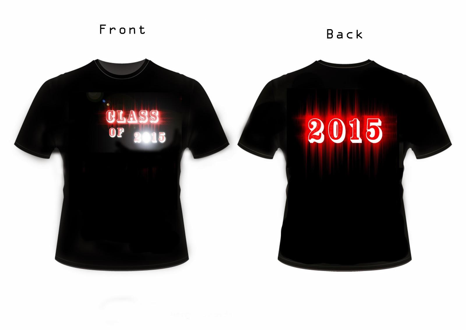 Class Of 2015 Logo Design