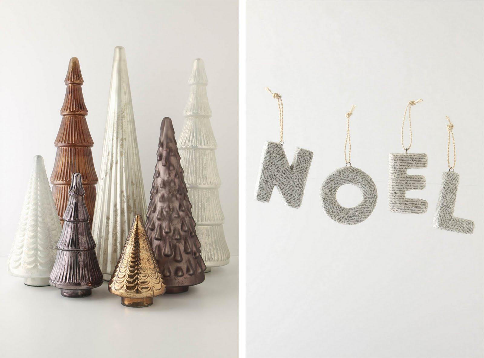 oh! so lovely: anthropologie christmas