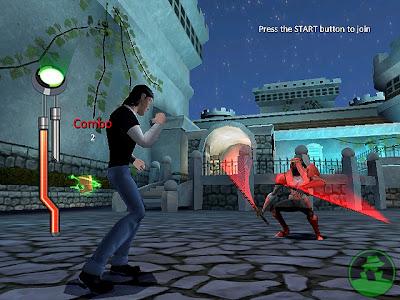 Ben 10: Alien Force Screenshot