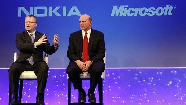 Microsoft buys Nokia Mobile Phone