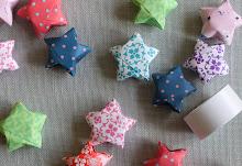 DIY-Buttede Stjerner