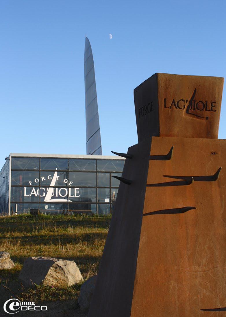 Forge de Laguiole, reportage déco du magazine e-magDECO