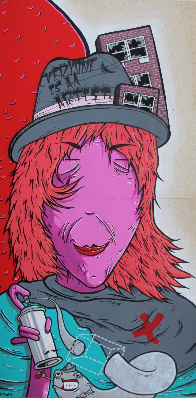 rtm one art