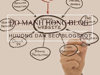 cách seo blogspot của khám phá blog