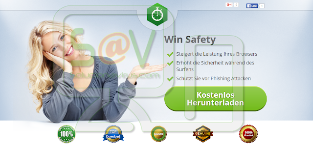 Win Safety - Adware