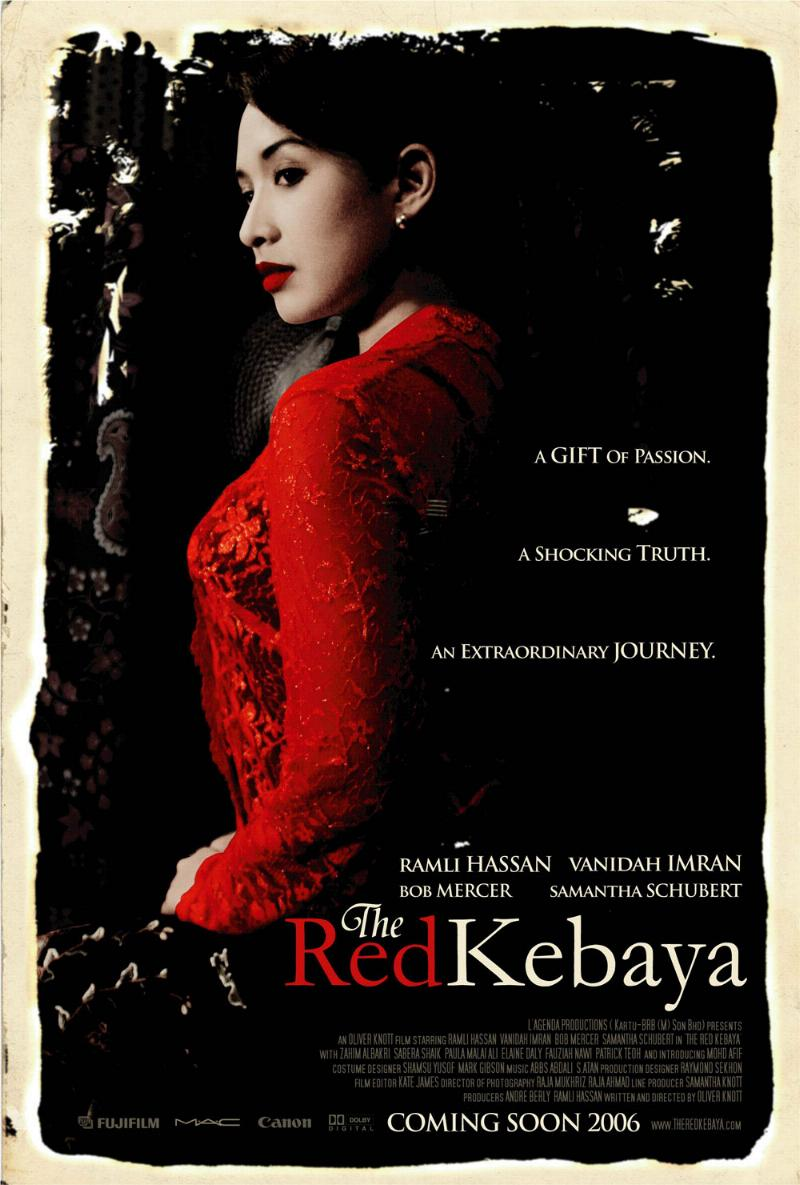 The Red Kebaya Full Movie