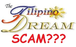 the filipino dream scam or not