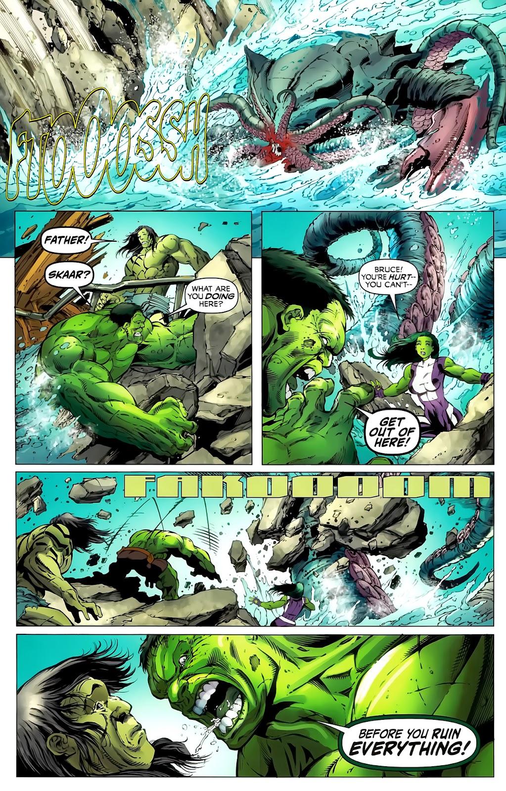 Incredible Hulks (2010) Issue #622 #12 - English 11