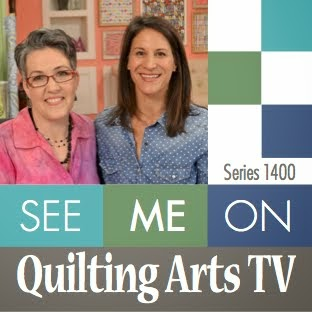On Quilting Arts TV