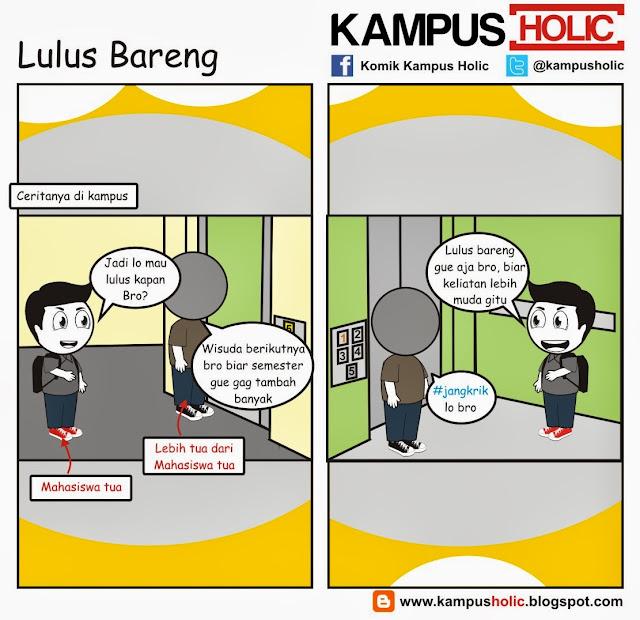 #384 Lulus Bareng