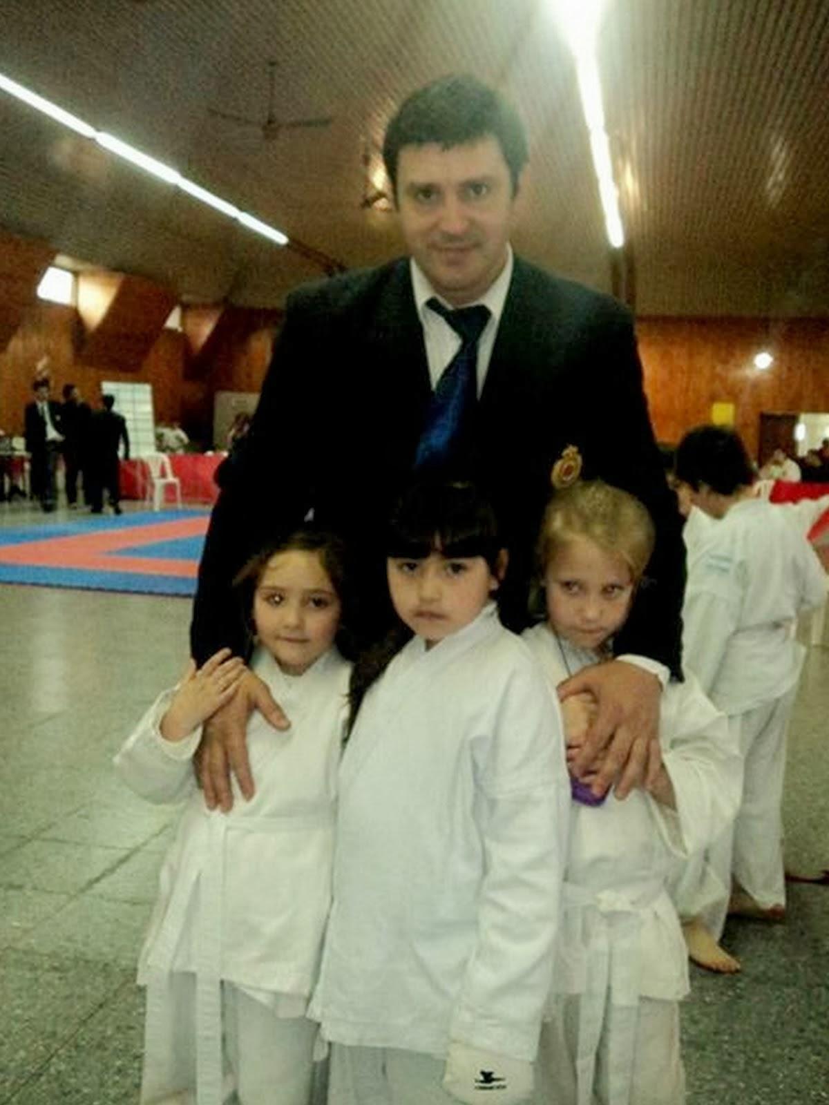 El Karate Femenino Infantil