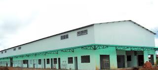 Governo do Estado constrói mercado municipal em Humaitá